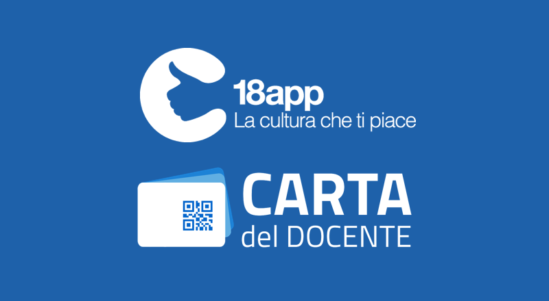 18app and Carta Docente